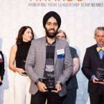Jasmeet Sawhney Executive Management Award for top CMO